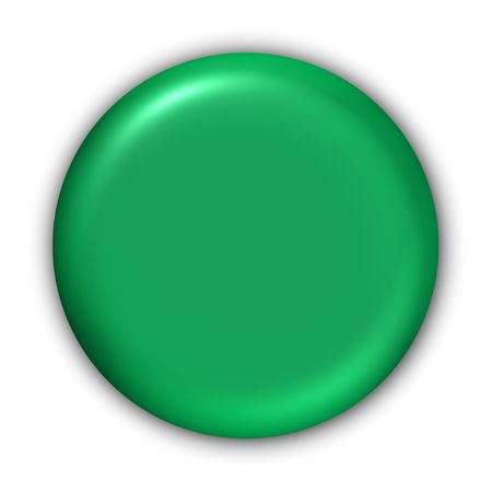 World Flag Button Series - Africa - Libya (With Clipping Path)