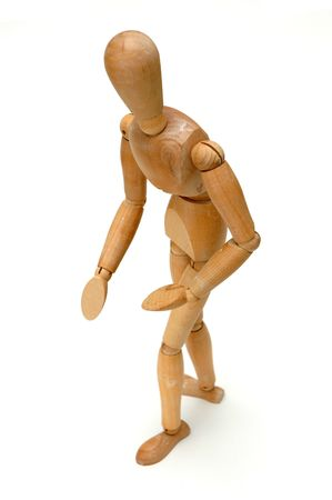 courteous: Figurine Pose - Offering