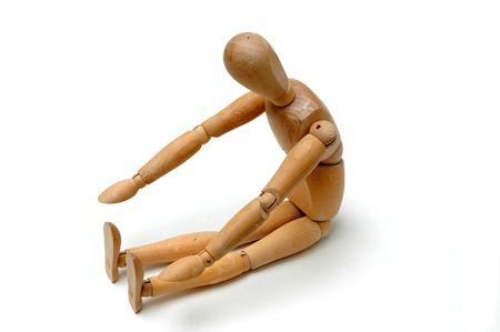 porgere: Figurine Pose - SIT e raggiungere