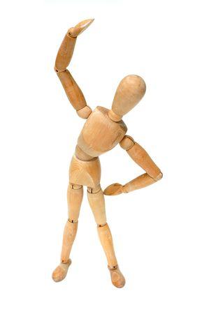 porgere: Figurine Pose - Stretch