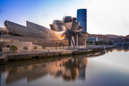 Gugenheim Museum of Bilbao