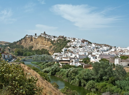 Village on a hill, Spain