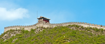 great wall of china: Great Wall, China