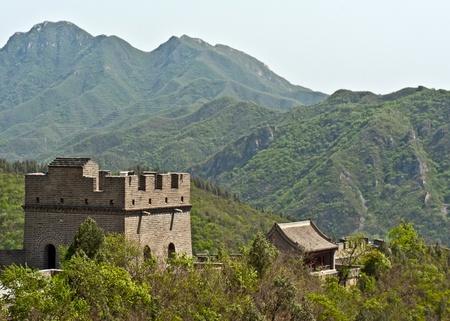 chinese wall: Muraglia cinese, la Cina