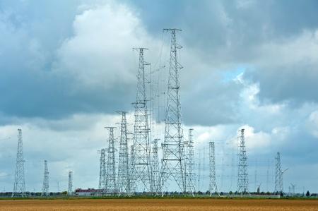 towering: Towering antennas, Holland