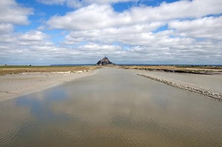 mont saint michel: Mont Saint-Michel, Normandy, France