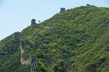 Great Wall of China in Juyongguan Stock Photo - 16540831
