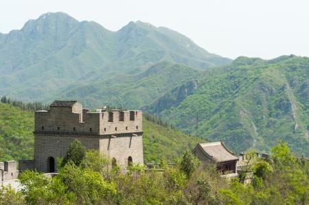 Great Wall of China in Juyongguan Stock Photo - 16540819