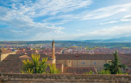 The medieval city of Toledo Stock Photo