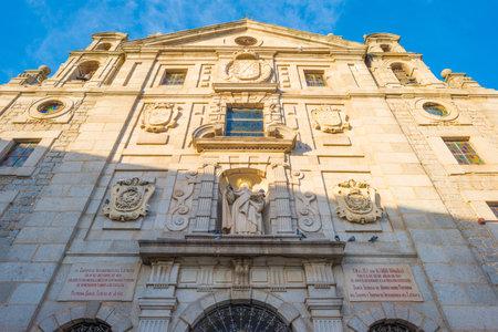 salamanca: Historic building of the city of Salamanca Editorial