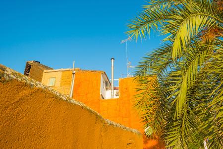 toledo: House in the city of Toledo Stock Photo