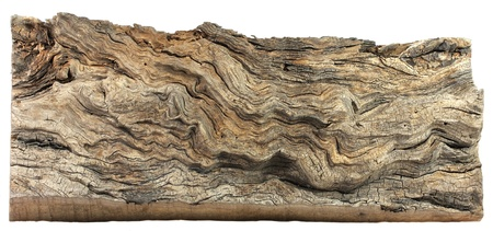 driftwood: Old Board - isolated