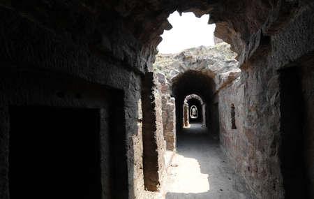 under ground: Under Ground passage
