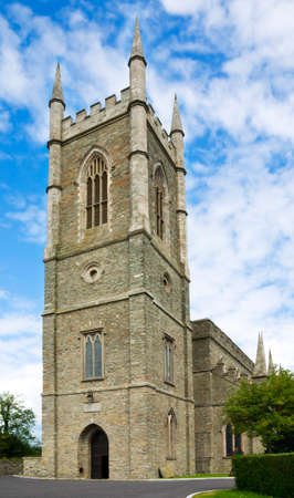 gaelic: Downpatrick Cathedral, County Down, Northern Ireland (cathedral church of St Patrick)
