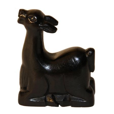 Black Llama Stock Photo - 9146409