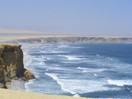 Beach Paracas