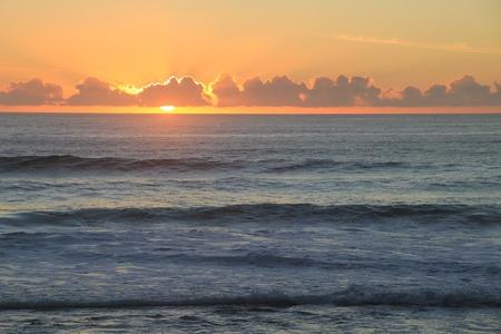 Sunrise over NSW Australian Coast