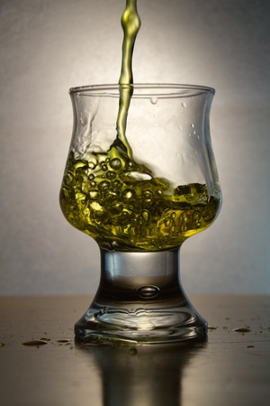 Fill Glass