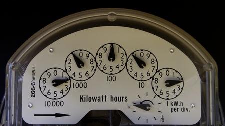 electricity meter: Electricity Meter