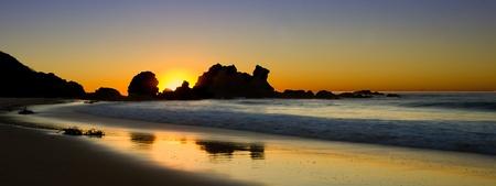 Camel Rock Beach Sunrise