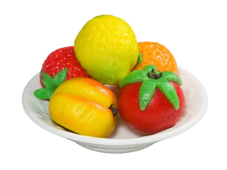 Marzipan Fruit