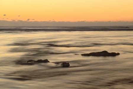 Silky Water Sunrise