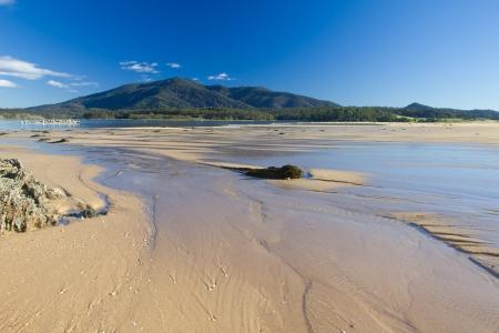 Sandbar Waterflow