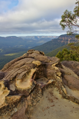 Valley View Near Wentworth Falls