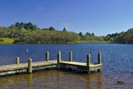 Wentworth Falls Lake