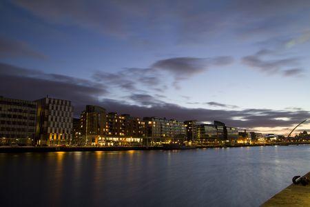 liffey: Dublin City Centre