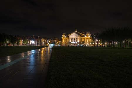 Museumplein, Amstedam, Netherlands