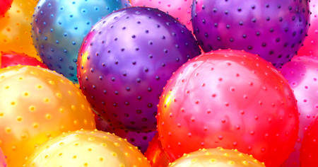 bounce: Round Bounce Balls Colorfull