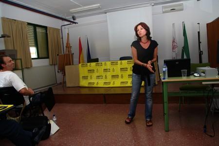 af: Antequera (Malaga) Spain 25th September 2010 - Amnesty International conference