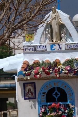 unofficial: Fuengirola (Malaga) Apain 16th May 2011.- Populñar (and unofficial) altar 01 Editorial