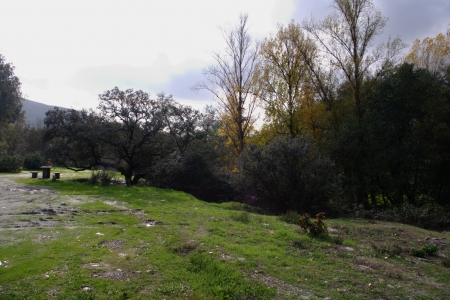 huelva: Mountain landscape at Huelva  Spain  6 Stock Photo