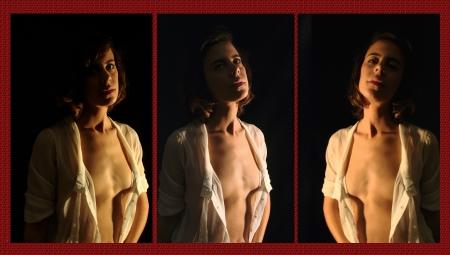 triptych: Triptych  Stock Photo