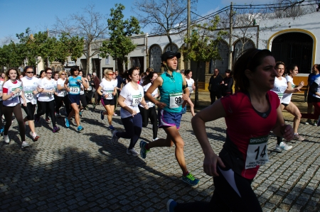 carmona: Carmona, Seville, Spain.- 10th March 2013.- Women race 14