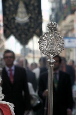 procession: San Fernando (C�diz), Espa�a, 30 de junio 2013: Procesi�n 71
