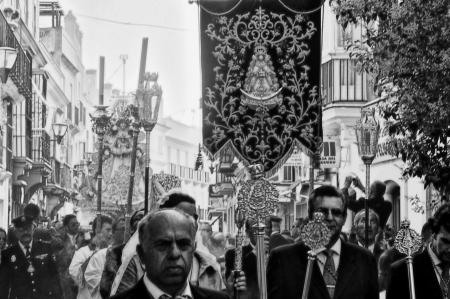 procession: San Fernando (C�diz), Espa�a, 30 de junio 2013: Procesi�n 70