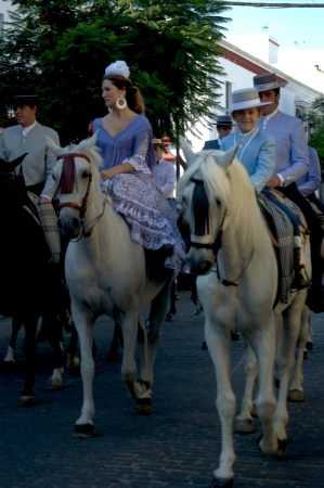 peregrinación: Carmona Sevilla 01 de septiembre 2013 la peregrinaci�n anual en honor de la Patrona 33