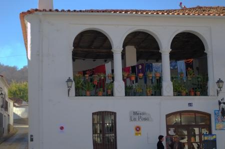 huelva: Fuenteheridos  Huelva  Spain - 30-11-2013 A bar 25