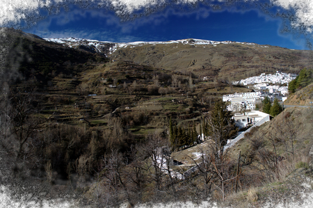 Report on the Alpujarra Granada Spain 23 - Mountains and villages