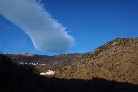 alpujarra: Report on the Alpujarra  Granada  Spain  1 - The mountains