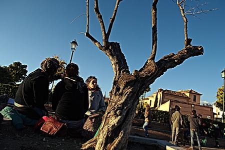 urban life: Granada Espa�a 19 de febrero 2014 - La vida urbana partido Aire libre 12 Editorial