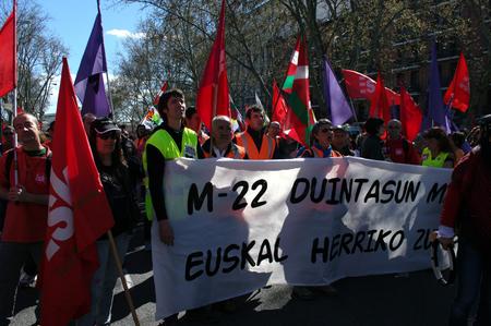 dignidad: Madrid, 22 de marzo 2014 - 96 marzo Dignidad Editorial