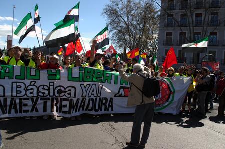 dignidad: Madrid 22 de marzo 2014 - 89 marzo Dignidad