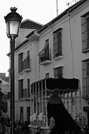 fraternidad: Carmona Sevilla Espa�a 13 de abril 2014 Procesi�n de la Semana Santa 62 San Felipe hermandad