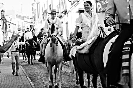 peregrinación: 31 de agosto 2014 - Carmona - Sevilla - Espa�a - peregrinaci�n anual en honor de la XXVIII patrona Editorial
