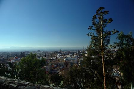 granada: Landscape from Granada