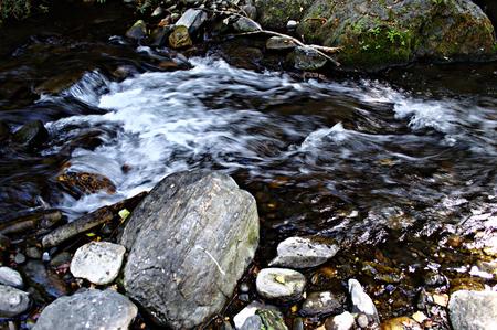 granada: River in Guejar Sierra - Granada - Spain